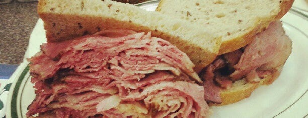 Ben's Kosher Delicatessen is one of Cheapeats - Happiness, $25 and under..