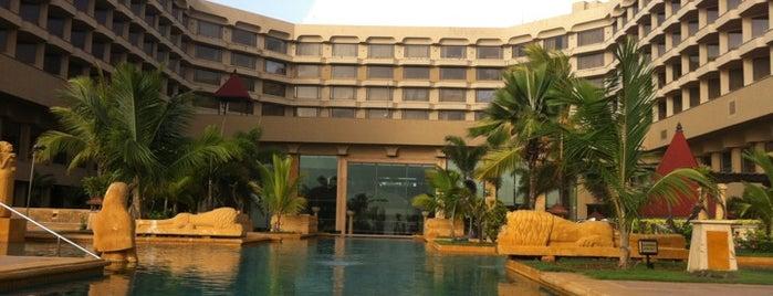 JW Marriott Mumbai Juhu is one of <Mumbai's Best Hotels>.