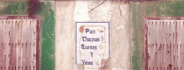 La Garrocha is one of 41 Bares imprescindibles de España.