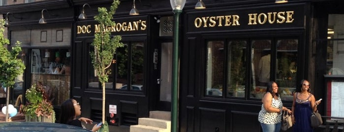 Doc Magrogan's Oyster House is one of Alyssa's University City.