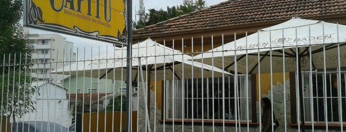 Capitu is one of Curitiba Restaurant Week 2016 (14ª Edição).