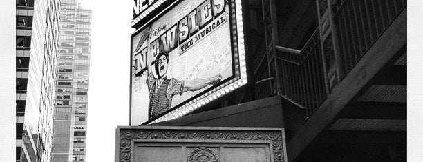 Nederlander Theatre is one of 2012 - New York.