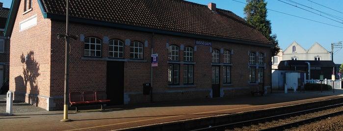 Station Bissegem is one of Bijna alle treinstations in Vlaanderen.