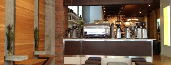 Milano Coffee is one of Vancouver Coffee.