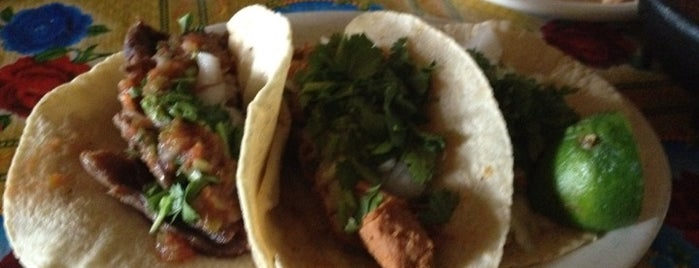 Mi Barrio Restaurante Mexicano is one of Where to Eat Tacos in Atlanta.