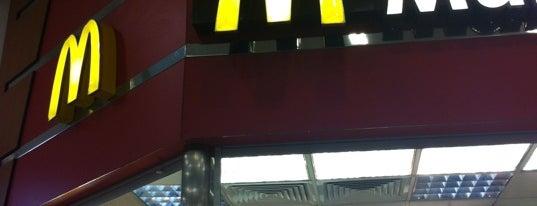 McDonald's is one of Подольск.