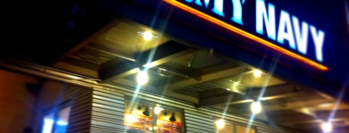 Army Navy Burger + Burrito is one of Guide to Parañaque's best spots.
