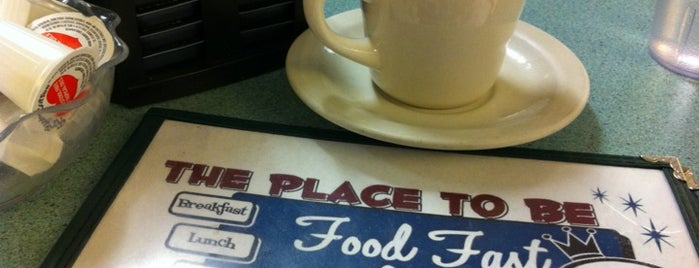 The Place to Be Deli-Restaurant is one of Exploring Lakewood.