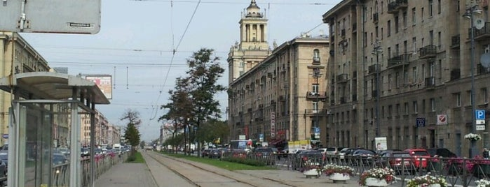 Московский проспект is one of Санкт-Петербург.