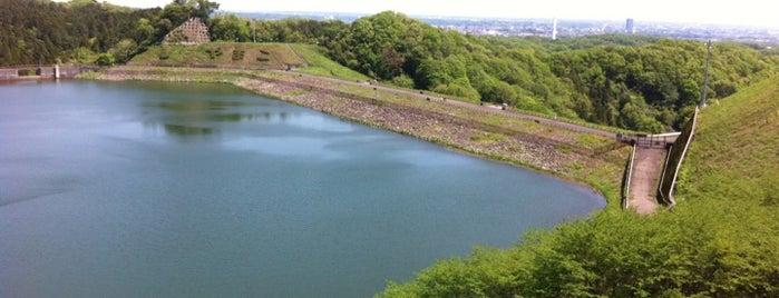城山湖 is one of さっしーのお気に入り.