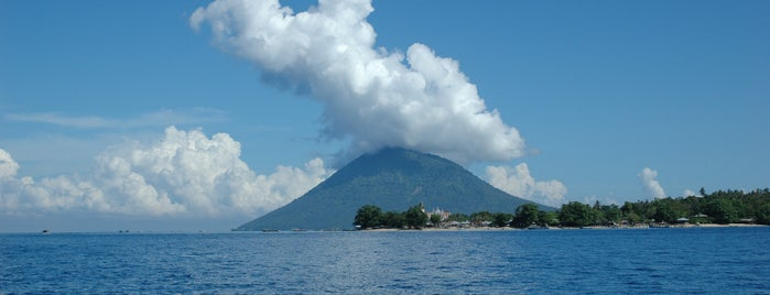 Bunaken National Maritime Park is one of Destination of the Day.