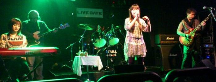 LIVE GATE TOKYO / ライブゲート トウキョウ is one of ライブハウス.