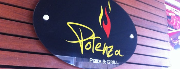 Potenza is one of Rio 2013.