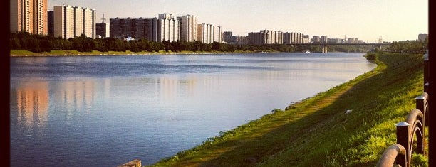 Парк 850-летия Москвы (Марьинский) is one of Раз.
