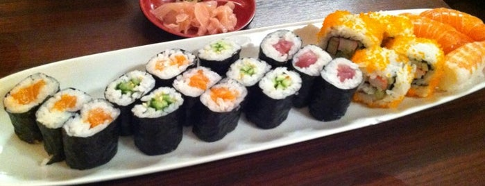 Japans Restaurant Umai is one of Favo.