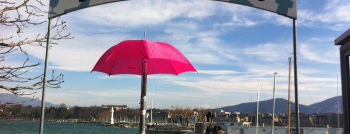 Bains des Pâquis is one of Cool spots in Geneva.