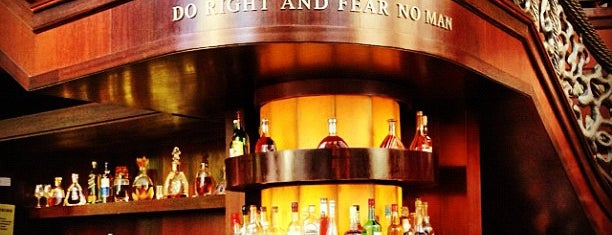 Del Frisco's Double Eagle Steak House is one of NYC To-Do.