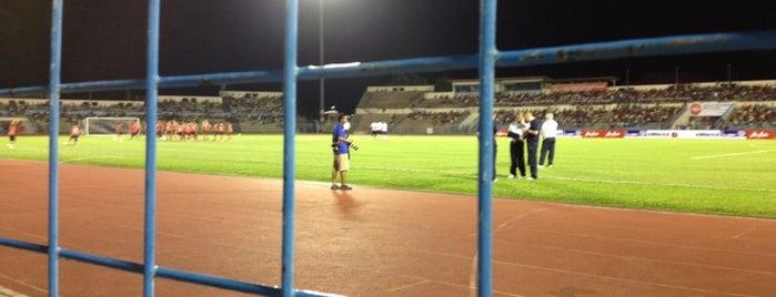 Stadium Likas is one of @Sabah, Malaysia.