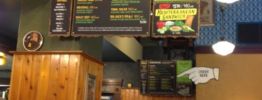 Potbelly Sandwich Shop is one of USA NYC MAN Midtown West.