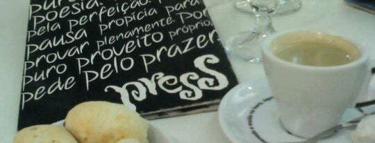 Press Café is one of Porto Alegre eat and drink.