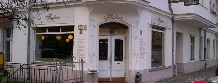Fiaker is one of Lieblingsrestaurants.