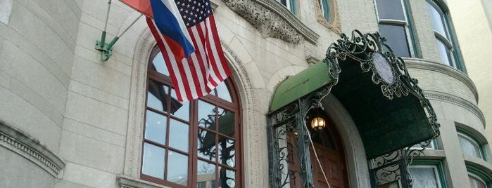 Russia House Restaurant & Lounge is one of D.C..