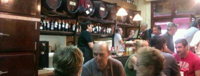 La Bodegueta de Cal Pep is one of Sants Mola!.