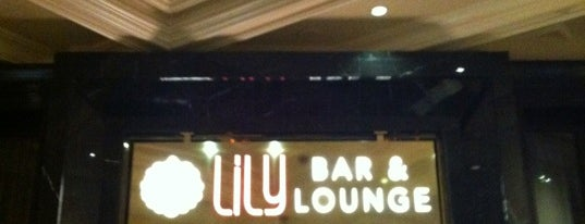 Lily Bar & Lounge is one of Las Vegas Dining.