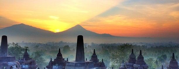 Borobudur Temple is one of Dream Destinations.