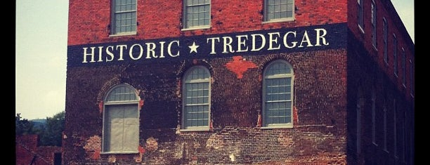 The American Civil War Center At Historic Tredegar is one of Richmond To-Do.