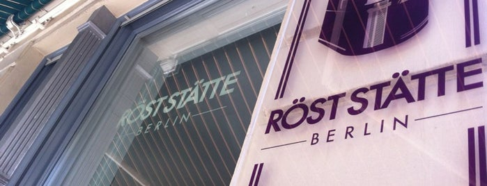 Röststätte Berlin is one of Eat Berlin.