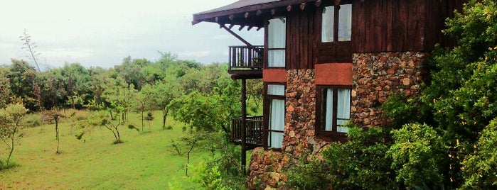 Great Rift Valley Lodge & Golf Resort is one of Best hangout places.