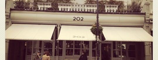 202 Restaurant is one of London Breakfast.