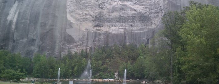 Stone Mountain Park is one of Places to Visit in Atlanta, GA.