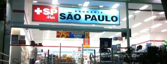 Drogaria São Paulo is one of Sampa - 24h, 24 horas, sempre aberto.