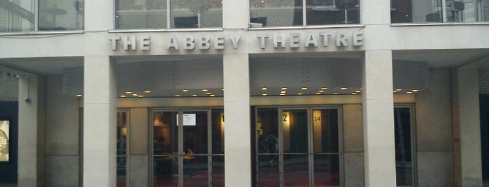 Abbey Theatre is one of Dublin Tourist Guide.