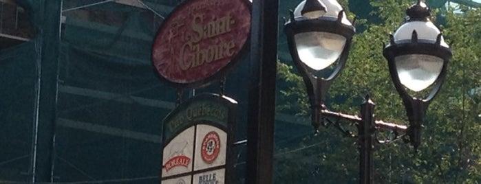 Pub Saint-Ciboire is one of Quartier des Spectacles.