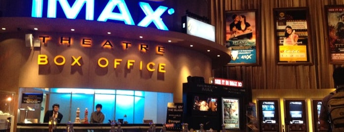 Krungsri IMAX Theatre is one of Theaters.