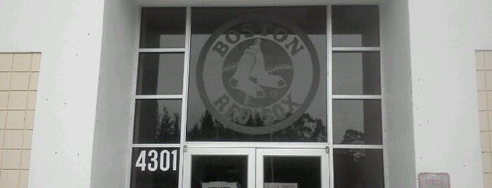 Boston Red Sox Player Development Complex is one of Fort Myers.
