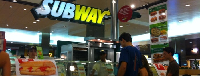 Subway is one of Beiramar Shopping.