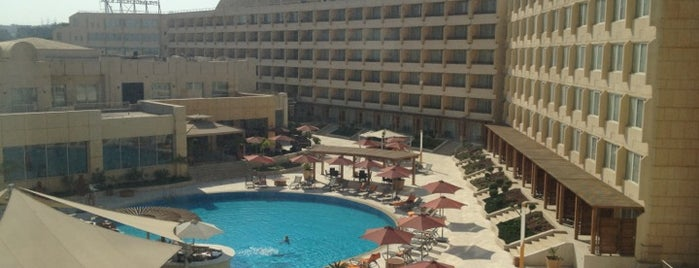 Le Méridien Pyramids Hotel & Spa is one of Cairo's Best Spots & Must Do's!.