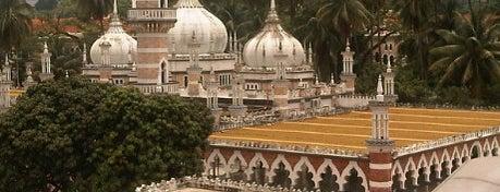 Masjid Jamek Kuala Lumpur is one of Baitullah : Masjid & Surau.
