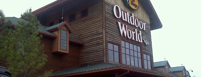 Bass Pro Shop is one of Only The Best Of The Best.
