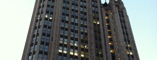 Tribune Tower is one of Leadership Institute: Chicago.