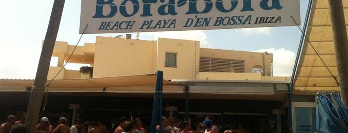 Bora Bora Ibiza is one of it place.