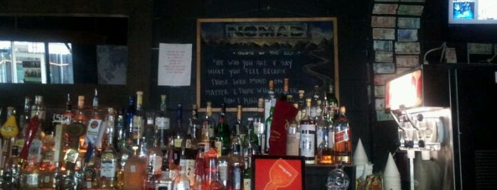 Knomad Bar is one of Austin.