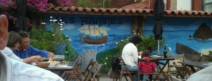 Les Ablanes is one of Guide to Avilés's best spots.