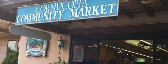 Cornucopia is one of Where to find Sauce Goddess in California.