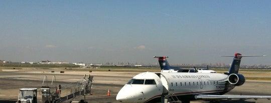 LaGuardia Airport (LGA) is one of Mis lugares más queridos !.