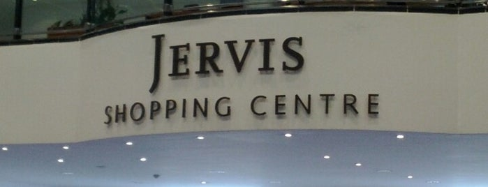 Jervis Shopping Centre is one of Dublin.